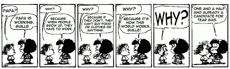 mafalda verhaal