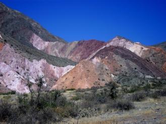 Cerro de siete colores in Jujuy. Foto: Annelies